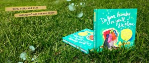 book-on-grass
